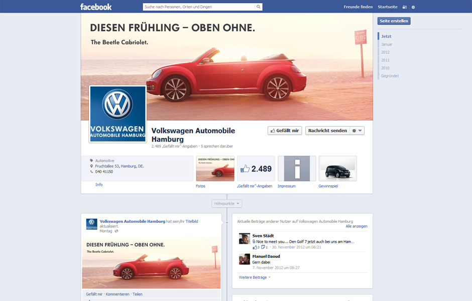 <!--:de-->Volkswagen Automobile<!--:--><!--:en-->Volkswagen Automobile<!--:-->